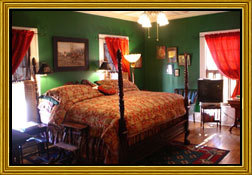 Hunter's Retreat | Breeden Inn Bed and Breakfast - Bennettsville, SC